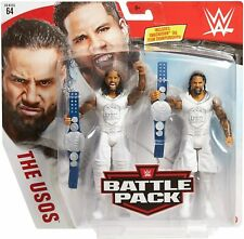 WWE The Usos Battle Action Figure - Pack of 2