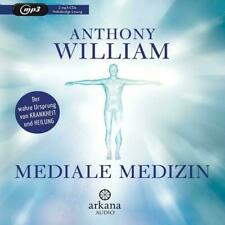 Mediale Medizin - Anthony William ( 2 x mp3 - CD) NEU&OVP!!! 2019