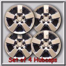 "2011-2012 Nissan Rogue Hubcaps 16"" Chrome Hub Caps Fits Rogue Wheel Covers Set 4"