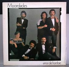 MOCEDADES , AMOR DE HOMBRE - LP