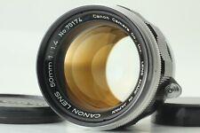 【MINT】 Canon 50mm f/1.4 L39 LTM Leica Screw Mount Lens from JAPAN