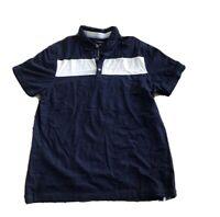 Banana Republic Men's Short Sleeve Polo Shirt XL