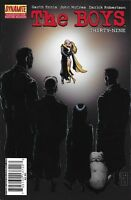 Boys Comic 39 Cover A First Print 2010 Garth Ennis Darick Robertson Dynamite