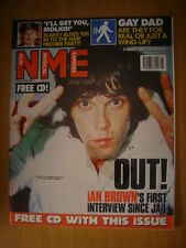 NME 1999 FEB 6 IAN BROWN GAY DAD MOLKO PLACEBO BLUR