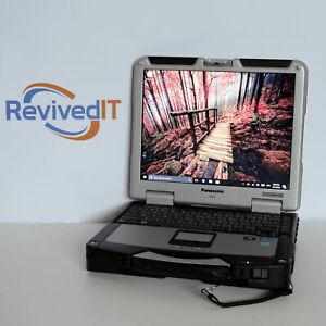 Refurbished Panasonic Toughbook CF31 - i5 2.6GHz, 240SSD, 8GB RAM Mining Laptop