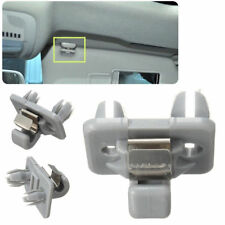 Durable Car Interior Sun Visor Hook Clip Bracket For Audi A1 A3 A4 A5 Q3 Q5 Q7