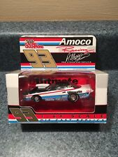 New 2000 Amoco 93 Allen Johnson Racing Champions 1:64 Scale Stock Car Mip