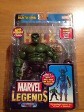 Marvel Legends Toy Biz 1st Hulk Action Figure, Galactus Series MOC Sealed (B66)