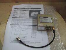 AccuBeat AR60A AR60004 TTL/SQR RB FREQ STD TTL-SQR Rubidium Frequency Standard