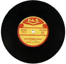 "MARRY CLAYTON  ""THE DOORBELL RINGS""   KILLER CLASSIC R&B MOVER    LISTEN!"