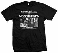The Runaways Flyer - Hand Silk Screened, Pre-shrunk 100% Cotton T-shirt