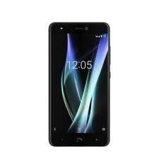 Smartphone/Móviles Bq Aquaris X Negro Libre Dual Sim