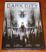 DARK CITY  English Deutsch Español DVD R2 Precintada