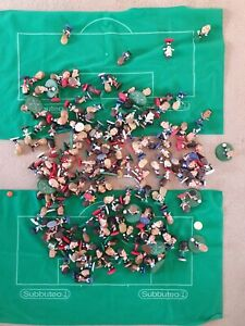 Corinthian Football Figures - Bundle of approx 172 figures - various clubs/years