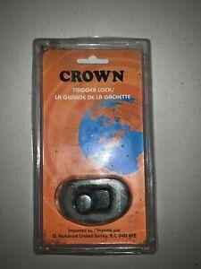 Crown Trigger Lock
