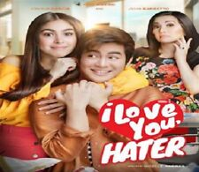 I LOVE YOU HATER JULIA BARRETTO JOSHUA GARCIA TAGALOG ENG SUB NEW RELEASE - DVD
