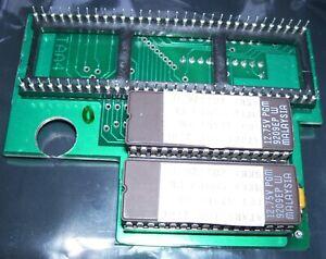 Atari 520 1040 STF STFM Mega ST TOS 2.06 Switcher T Board 64 SPARES / REPAIR