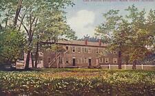 Antique Postcard c1907-20 Old Prison Hospital Rock Island Arsenal Il 18704