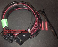 10 to 16 Pin Adapter Harness to Use GNTX-657 Backup Camera Mirror in GM Vehicles