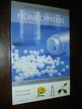 HOMEOPATHIE - I. Dannheiser P. Edwards 2005