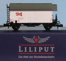 Liliput 265114, Traccia N, SBB-CFF di raffreddamento auto Bell, epoca 3, Liliput l265114