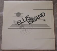 "Ellis Island 1983 EP Rare Vinyl NM Very Nice In Shrink DAX-31154 12"" LP Private"
