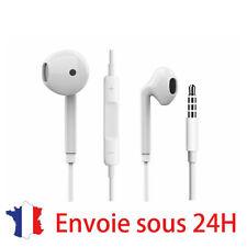 Kit Pieton Ecouteur Iphone 4 4s 5 5s 5c 6 6s 6p 6sp SAMSUNG Compatible