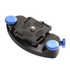 Quick Release Camera Waist Strap Belt Buckle Holster Mount Hanger Clip for DSLR
