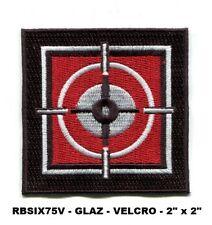 Rainbow Six Operator Vel-Kro Patch - Glaz - Rbsix75V