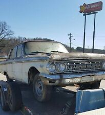 1963 MERCURY METEOR LIKE FAIRLANE HEADLIGHT BULB 4 DOOR SEDAN PROJECT PARTSS