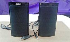 iWave Premier 2.0 Desk Speakers - iWave SP3020-BK