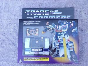 Transformers Soundwave G1 Reissue