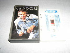MICHEL SARDOU K7 AUDIO FRANCE LE SUCCESSEUR 1