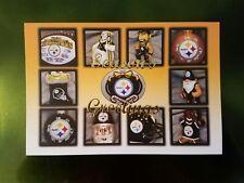 Pittsburgh Steelers 2011 Christmas Card