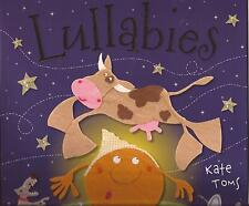 2x Kate Toms Large Books OLD MACDONALD HAD A FARM & LULLABIES Rhymes Story 2013