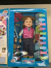 Playmates Amazing Maddy Interactive Doll New In The Box (Nib), Never Opened