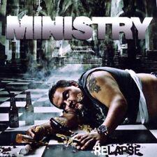 CD de musique pour Métal ministry