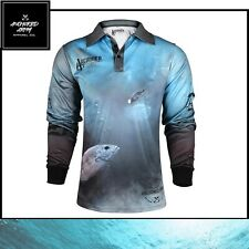 Fishing Jersey - Anchored Army GT