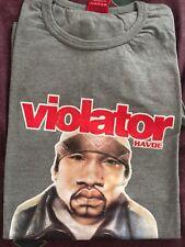Rare Mint Condition  Shirt  XL  ( Havoc, Mobb Deep) Violator from Gold album