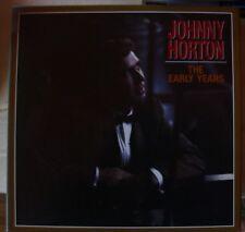 Johnny Horton- The Early Years- 7-LP-Box von BEAR FAMILY 1991- lesen