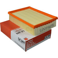 Original MAHLE / KNECHT Luftfilter Filter LX 343 Air