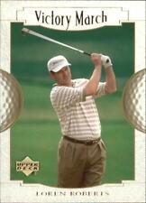 "2001 Upper Deck Golf ""Victory March"" Loren Roberts"