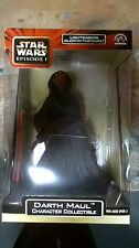 Darth Maul Collectible Star Wars Episode I Glow in the Dark Lightsabers Unopened