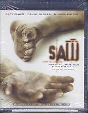 6 BLURAY Collection - SAW 1 2 3 4 5 6 Horror Collection - Tobin Bell Cary Elwes