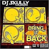 Bring It Back: Mixed By DJ Skully CD Highly Rated eBay Seller Great Prices