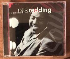 Otis Redding: Legends of Soul Music CD - RARE & OOP - 20 TRACKS