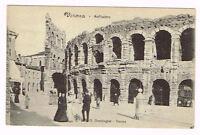 Vintage Postcard Italy 1910 ca. VERONA ARENA ANFITEATRO VENETO
