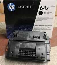 GENUINE NEW HP CC364X 64X  laserjet TONER CARTRIDGE P4015
