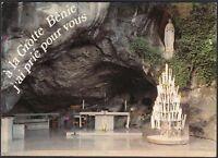 AA5802 France - Lourdes - La Grotte Miraculeuse - Cartolina postale - Postcard