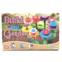 Build My Garden Flower Garden Playset 90 Piece Learning Educational Toys 3+ NEW